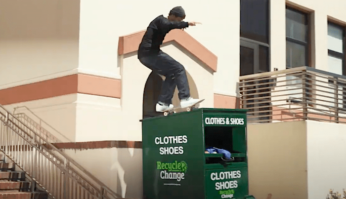 Mark Suciu Joins Spitfire Wheels Team With These New Clips