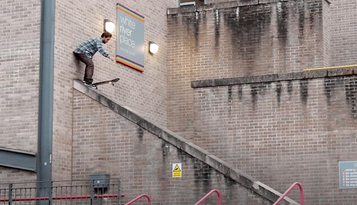 Watch Death Skateboards' Eddie Belvedere In New Lockdown Part