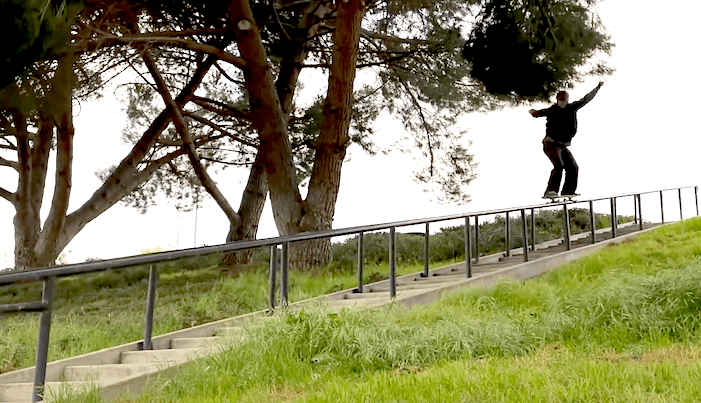 Andy Anderson Does The Unthinkable In New Powell-Peralta Part