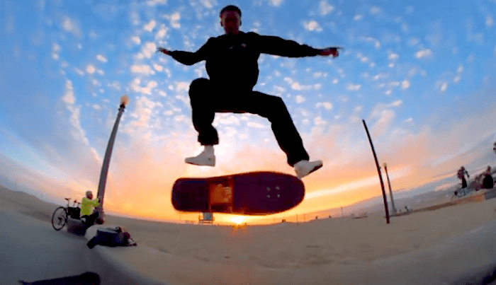 Frog Hops Over To So Cal In Latest Vans Video