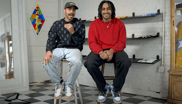 Carpet's Abdeldayem Bros Talk About Their Nike SB Dunk High Design