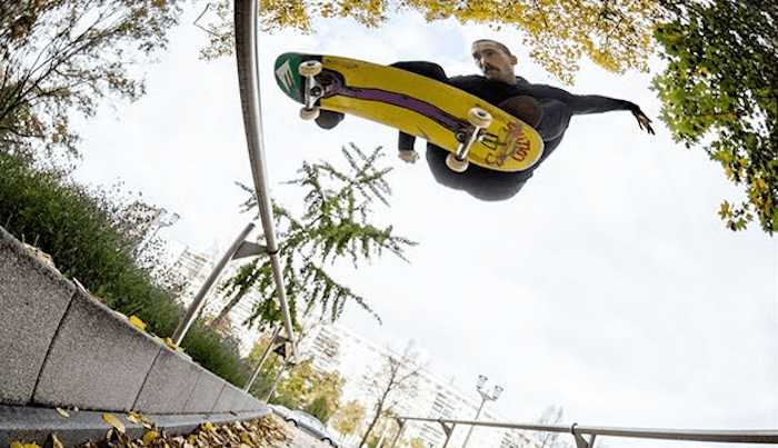 Watch Dakota Servold & Leo Romero Skate Berlin In New 'Pocket' Video