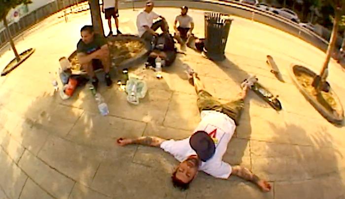 Bobby Worrest Skates Milano Centrale In New Venture Edit
