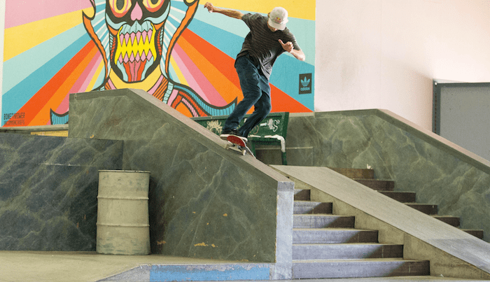 Ryan Decenzo Hangs Out With TJ Rogers For Street League's 'Subject'