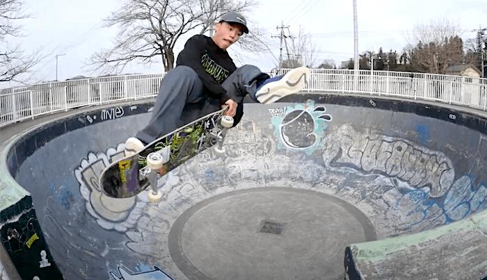 Watch Sota Tomikawa's OJ Wheels Part Here