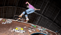 Lillian Erickson: Got Milk? U.S.A. Skateboarding National Championships Honorable Mention