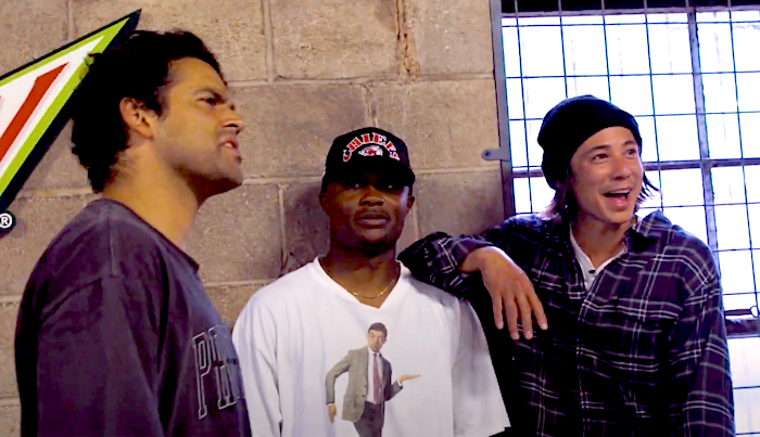 SLS Games II Continues With 'The Stairdown': P-Rod Vs. Malto