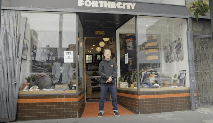 Nike SB Highlights San Francisco Mainstay FTC