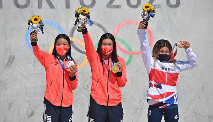 Japan's Sakura Yosozumi Wins Olympic Gold