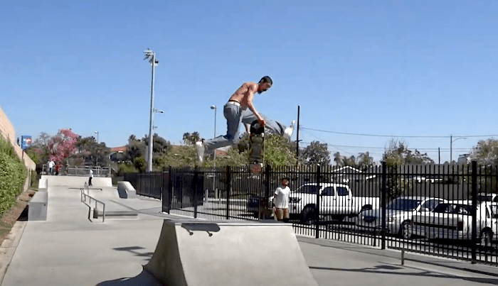 Watch Powell-Peralta's Latest 'Parks n' Wreck' Video