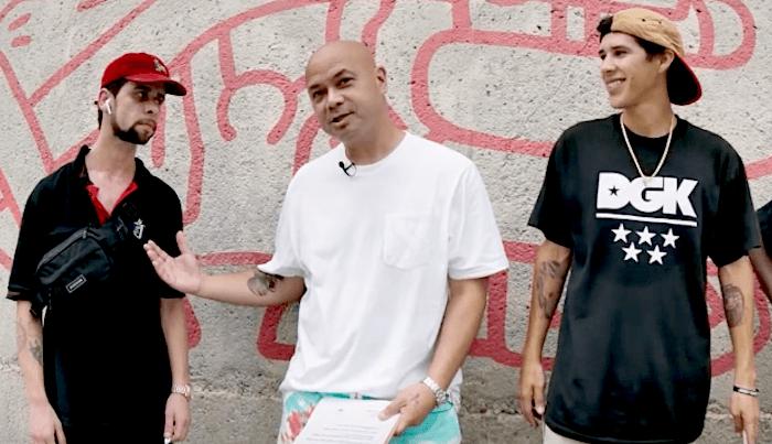 Adriel Parmisano Skates Against Vinicius Santos In 'King Of Macba 4'