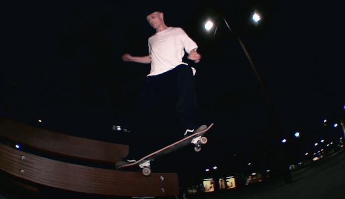 'Place' Premieres Tom Botwid's Slappy-Heavy Film Trucks Part