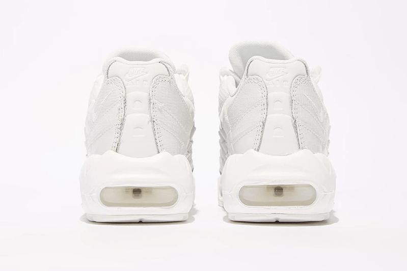 Nike Air Max 95 Premium White Sneaker Summer Ready