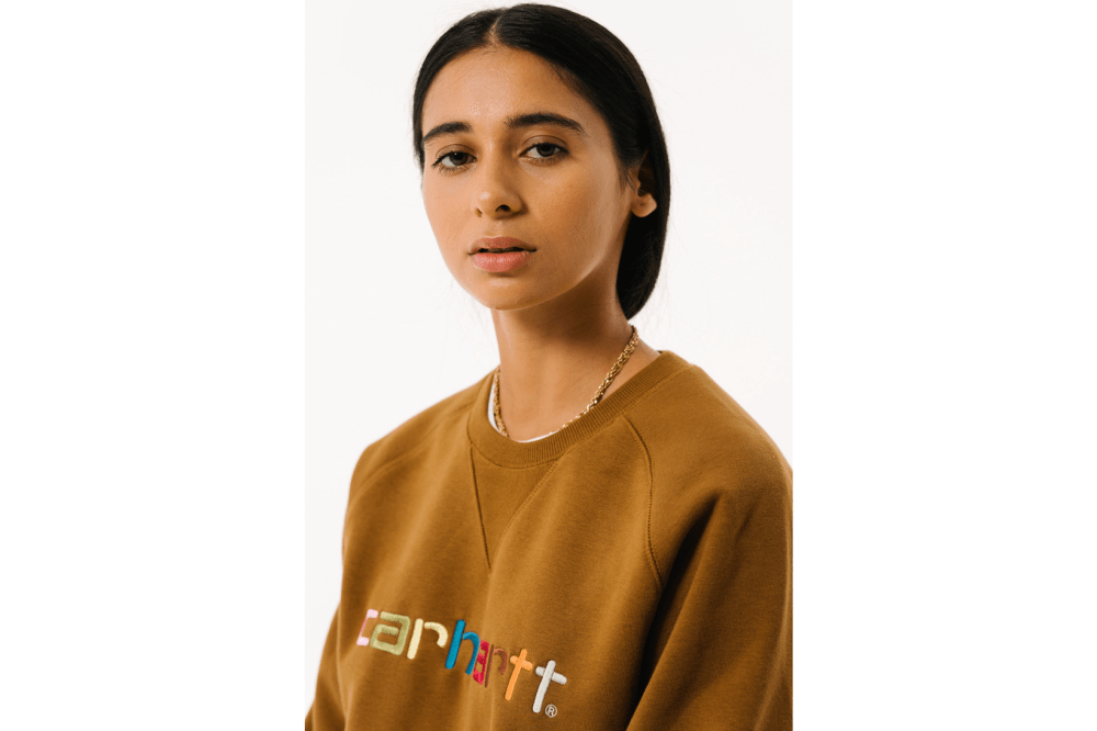 Oi Polloi Carhartt WIP Sweater Lookbook