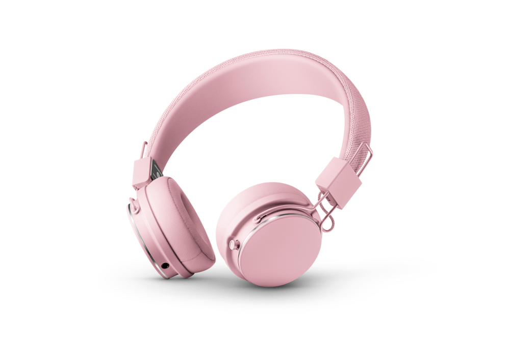 Urbanears Pink Collection Headphones Earphones