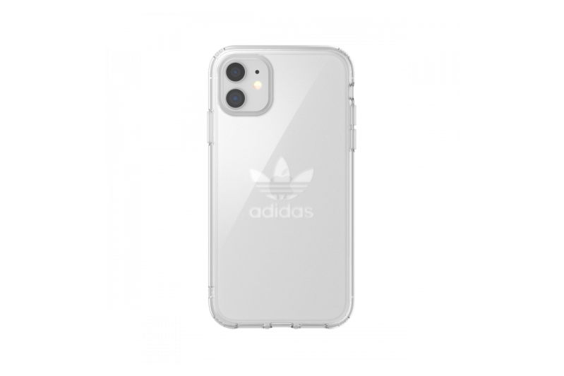 adidas Originals iPhone 11 Case Trefoil Clear
