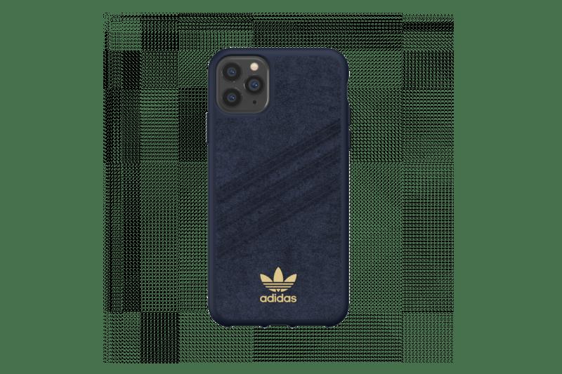 adidas Originals iPhone 11 Case Ultrasuede Collegiate Royal Blue