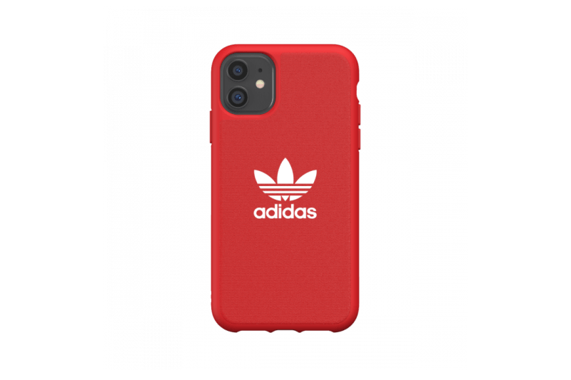 adidas Originals iPhone 11 Case Adicolor Scarlet