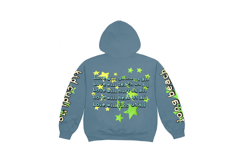 Kid Cudi x Cactus Plant Flea Market CPFM Entergalactic Hoodie Merch