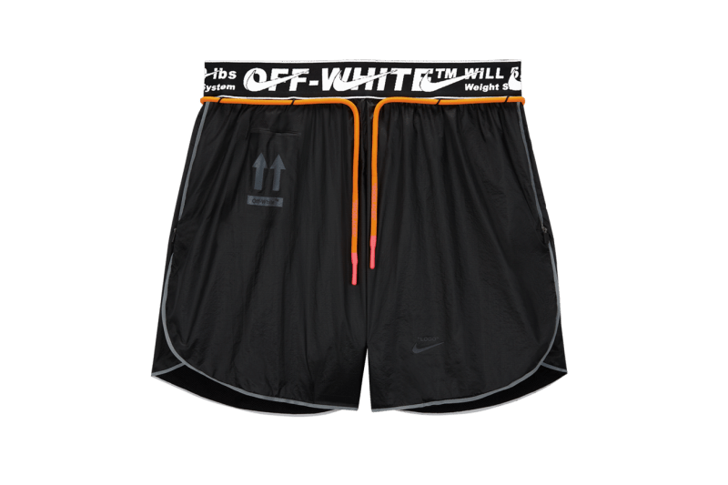 Off-White x Nike Athlete In Progress Shorts Black