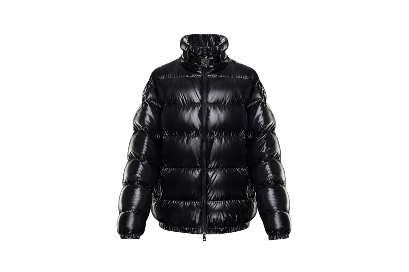 6 MONCLER 1017 ALYX 9SM Collection Puffer Black