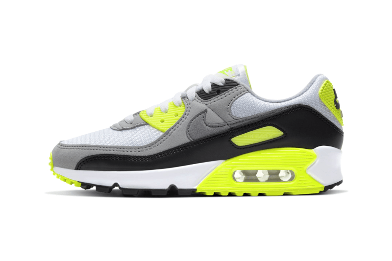 Nike Air Max 90 30th Anniversary Volt