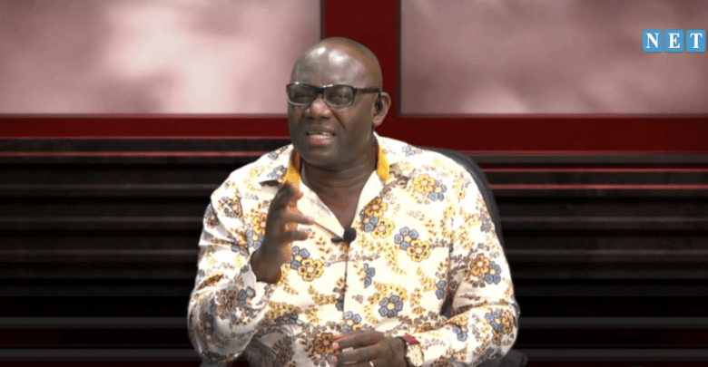 FIRE:Anas Drops Video of Net2 TV host Kwaku Annan taking bribe to ...
