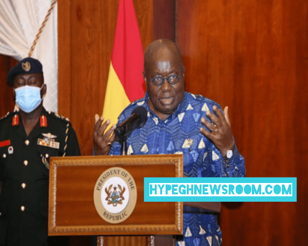 #Election2020 must be a Ghanaian not West African elections – Akufo-Addo