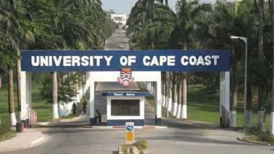 UCC Matriculates 8,753 fresh students