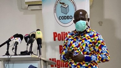 Have no fears, Ghana will not burn after election 2020– Peace Council