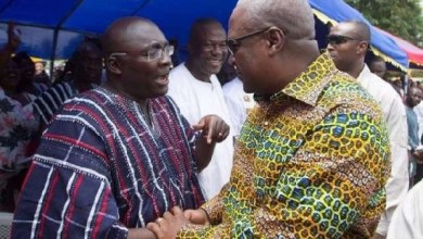 It's painful to lose elections – Bawumia reminds Mahama of 2008