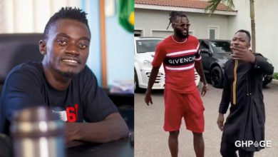 My communication with Adebayor came to an end because of Lilwin-Funny Face