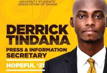USAG : Know More About Derrick Tindana and His Policy Ouline For The Association