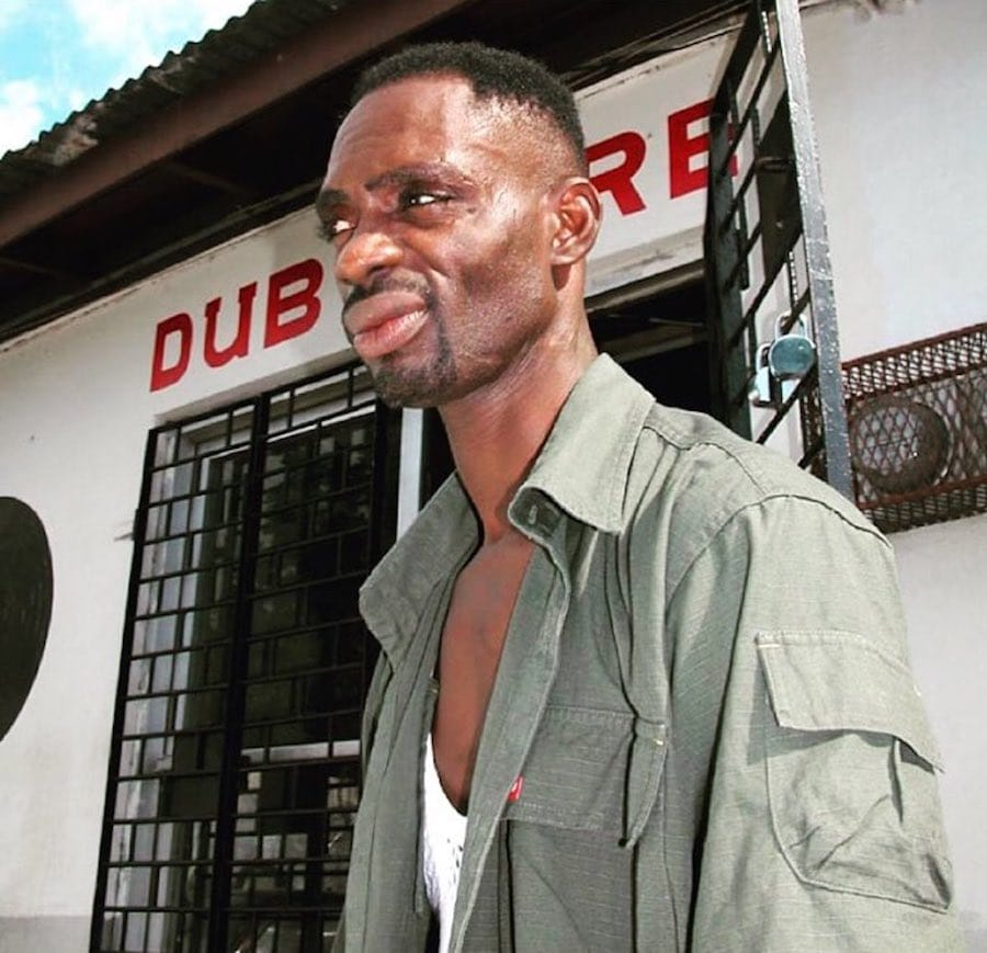 Ninja Man Hospitalised After Getting Sick In Prison