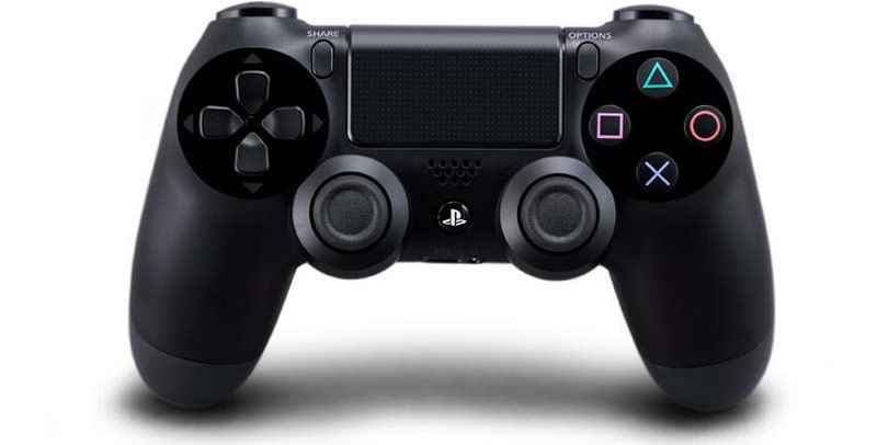 Playstation 4-kontroll