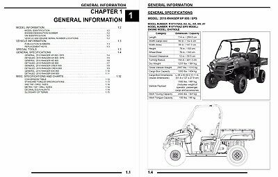 2010 polaris ranger 400 service manual