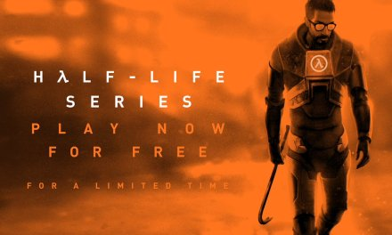 ALL HALF-LIFE GAMES ARE FREE UNTIL VALVE RELEASES NEW GAME 'ALYX'