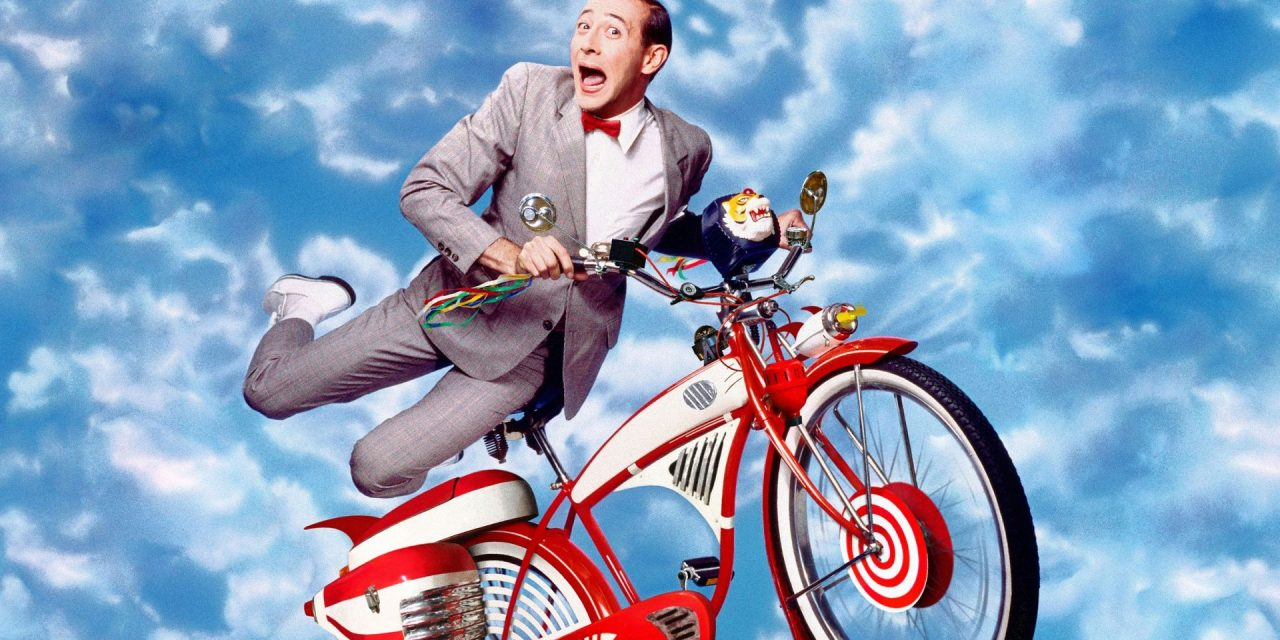 a 'Dark' Pee-wee Herman Reboot Where He's an Alcoholic, Might be in the works