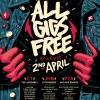 JHB CT PTA: Party For Free With Levi's Tonight! AGF POSTER DISCLAIMER A51