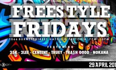 GXB Records Present The 4th Edition Of Their Freestyle Fridays CgZQX fWIAAu8br