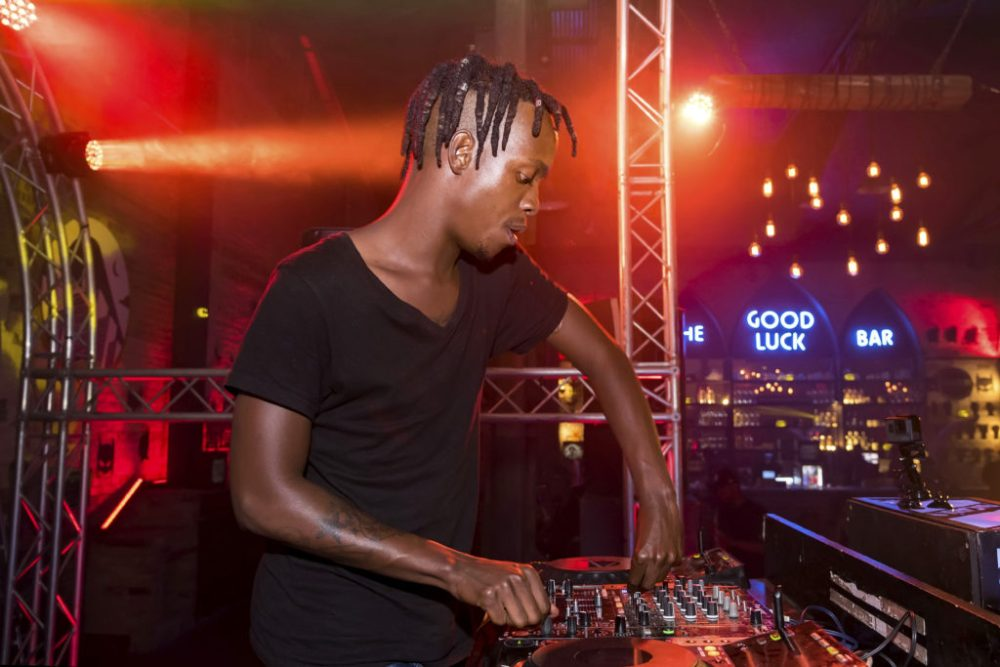Here's What Happened At The Bacardi House Party Sessions with DJ Shimza DJ Crazy 1024x683