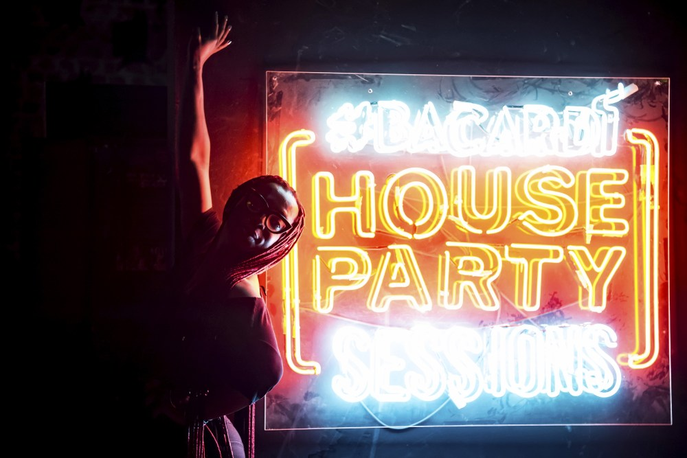 Here's What Happened At The Bacardi House Party Sessions with DJ Shimza DJ Olwetu 1024x683