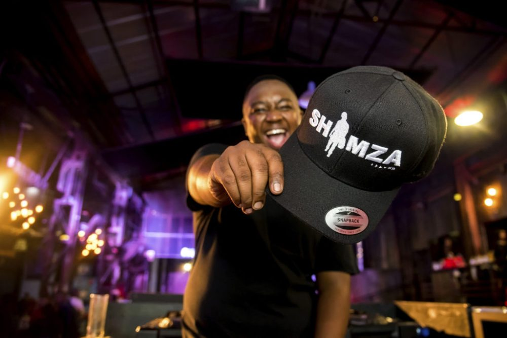 Here's What Happened At The Bacardi House Party Sessions with DJ Shimza DJ Shimza 1024x683