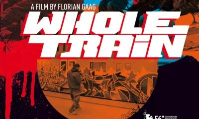 Whole Train: A graffiti film DVDCover