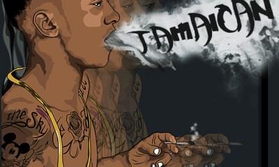 'Jamaican' track by Bergie Fresh [Listen] Jamaican artwork 1