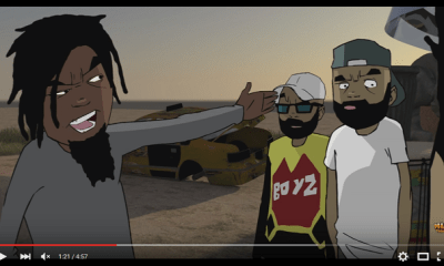 Kroniklez of Hip Hop Presents: Rise of the Mega (Animated Series) Phaa Toonz