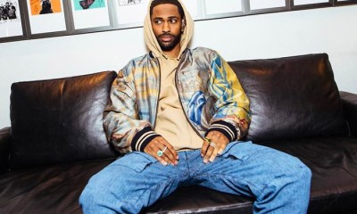 big sean Big Sean Joins Nasty C & No I.D. In Studio big sean snl couch