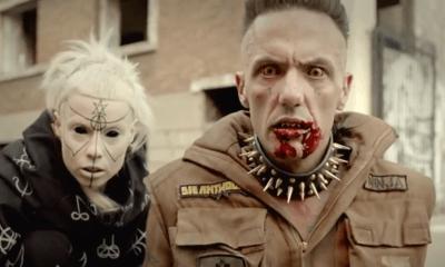 Die Antwoord break records with Ugly Boy Video die antwoord main