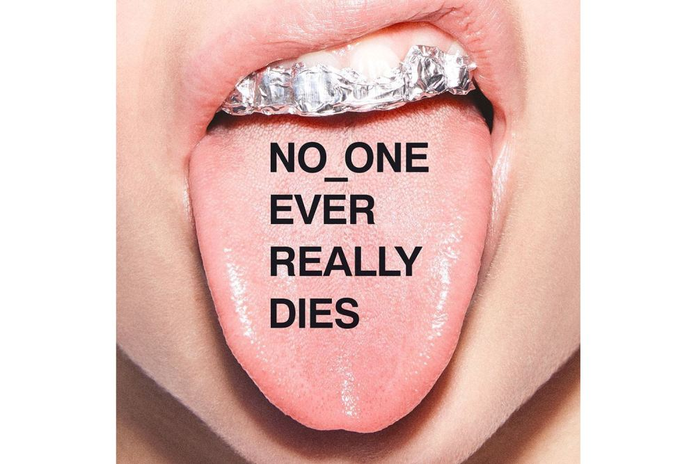 Here Is A Break Down Of Every Song on N.E.R.D's 'No_One Ever Really Dies' Album By Pharrell nerd no one ever really dies album cover release date 1