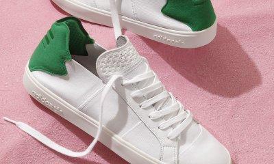 Pharrell And Adidas Originals Set To Drop Wavy 'Pink Beach' Collection pharrell adidas pink beach 01 we505c scraxe
